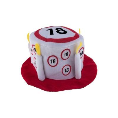 Cappello compleanno 18 ANNI