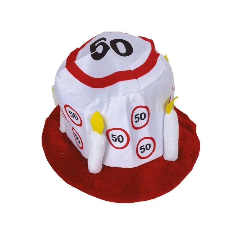 Cappello compleanno 50 ANNI