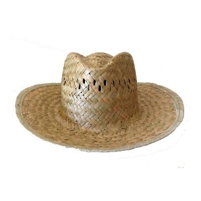 Cappello paglia tropicale