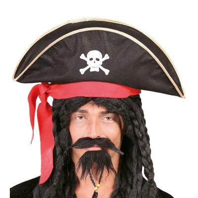 Cappello Pirata Bucaniere