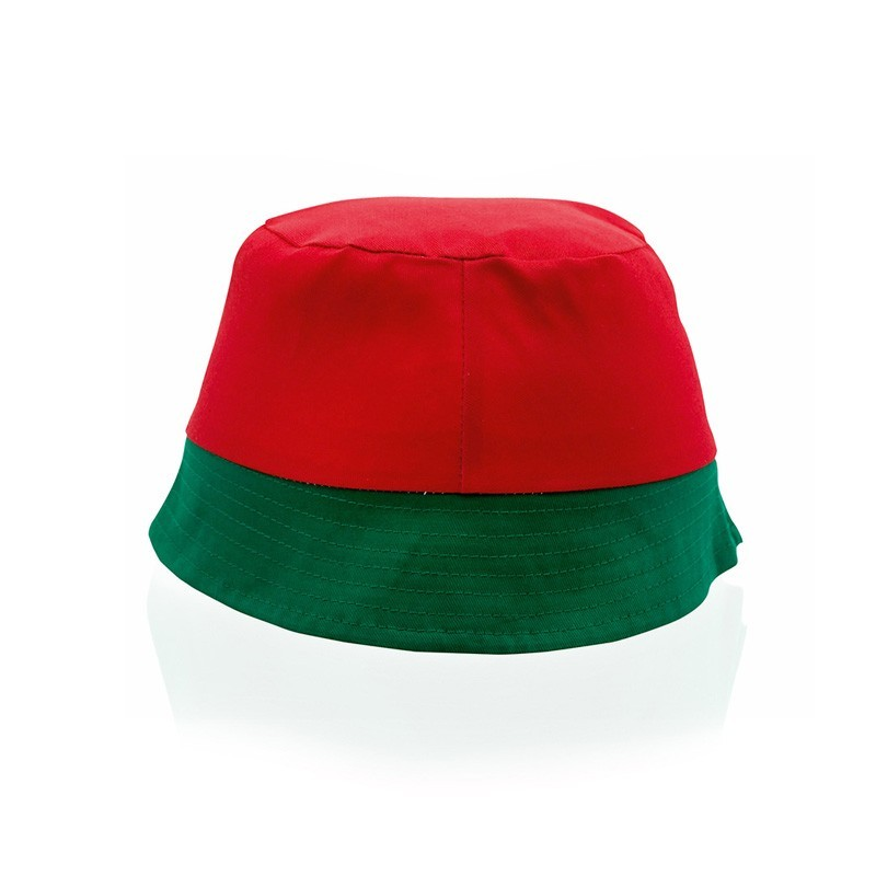 Cappello Patriot Rossoverde
