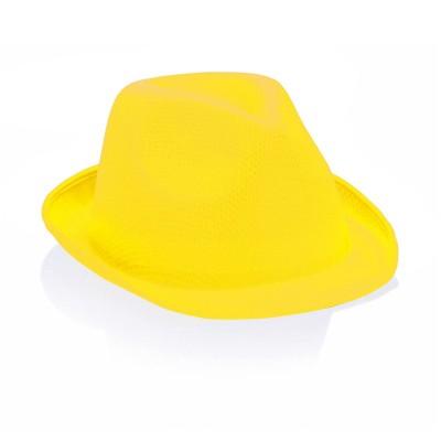 Cappello Show Giallo