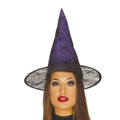 Cappello Strega Ragnatela