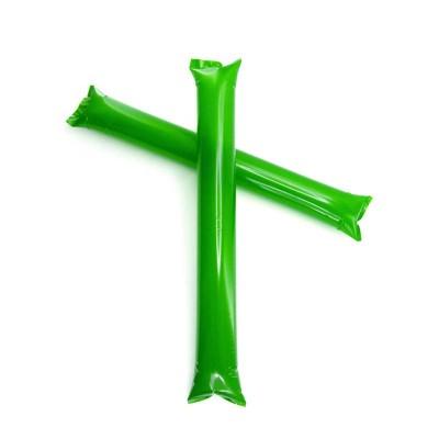 Clapper gonfiabili verdi - 1 coppia