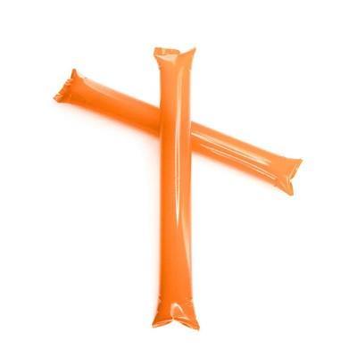 Clapper gonfiabili arancio - 1 coppia