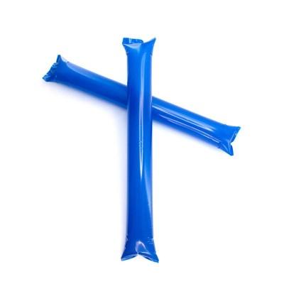 Clapper gonfiabili azzurre - 1 coppia