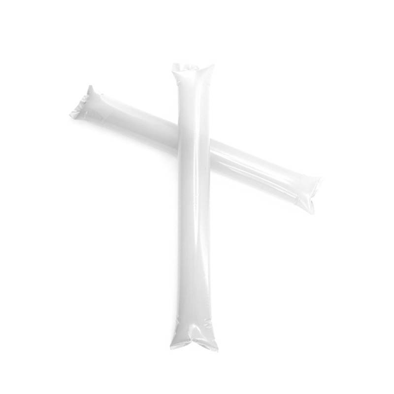 Clapper gonfiabili bianche - 1 coppia