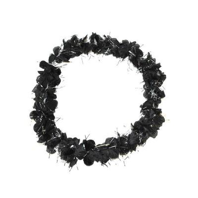 Collana hawaii nera