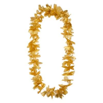 Collana hawaii oro