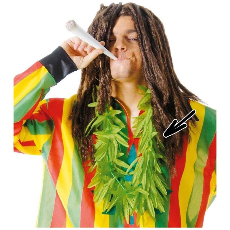Collana Marijuana