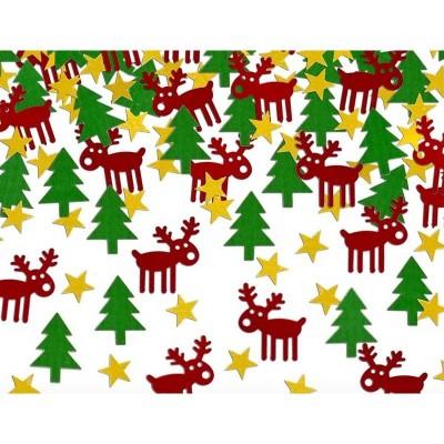 Coriandoli da Tavolo Natale
