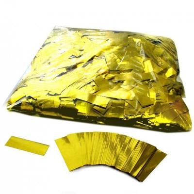 Coriandoli grandi metallizzati Oro - 100 gr