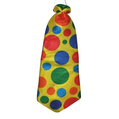Cravatta Gigante a Pois