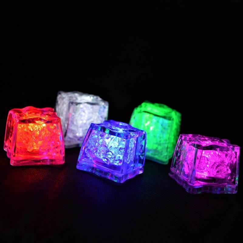 Cubetto ghiaccio a led