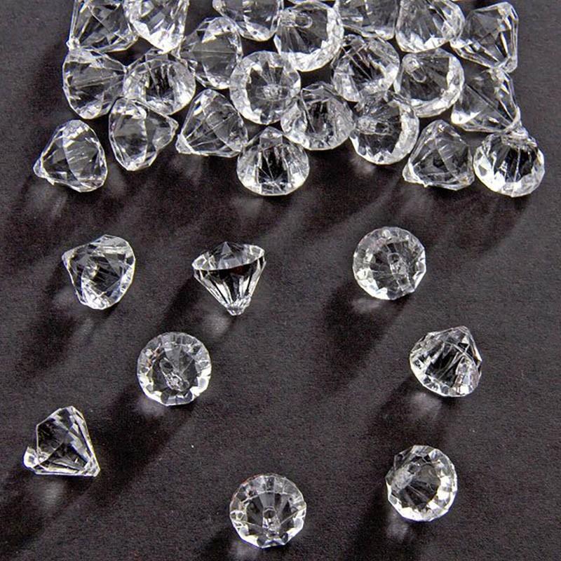 Diamanti in plastica