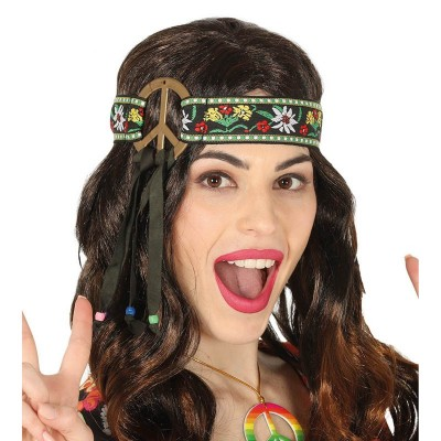Fascia Hippie con Perline