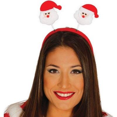 Fermacapelli Babbo Natale