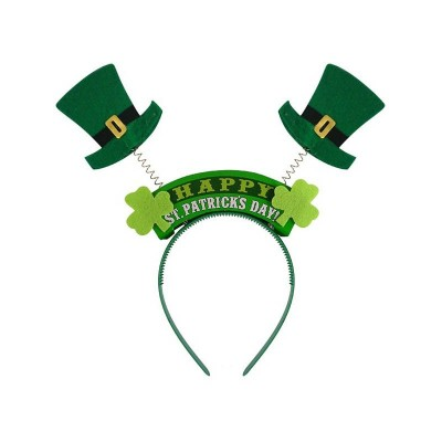 Fermacapelli San Patrick Day Happy