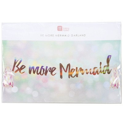 Festone BE MORE MERMAID