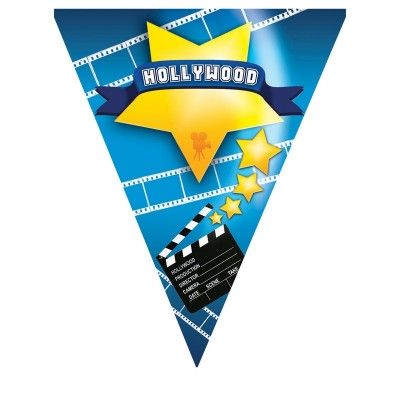 Festone Hollywood - 5 MT