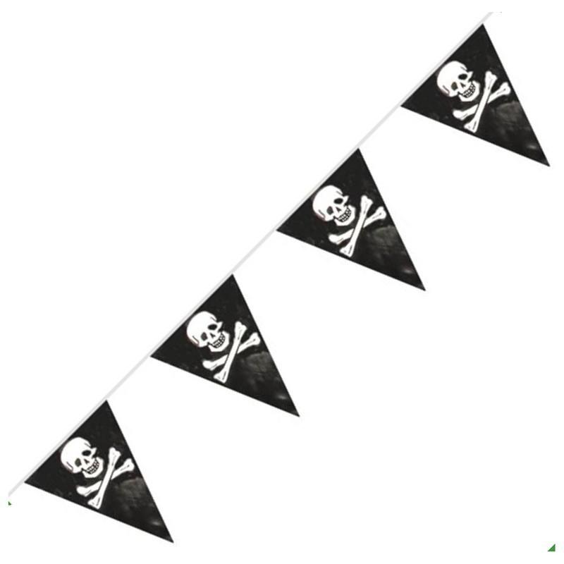 Festone PVC Pirata 5 mt