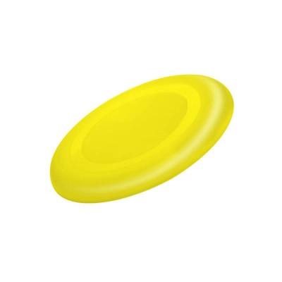 Frisbee in plastica Giallo
