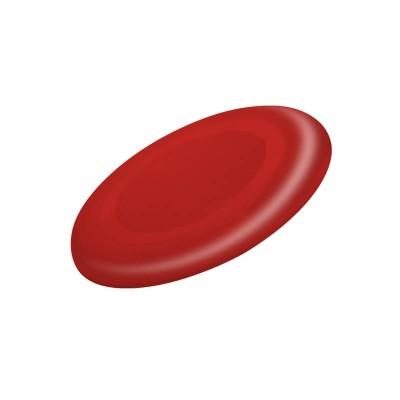 Frisbee in plastica Rosso