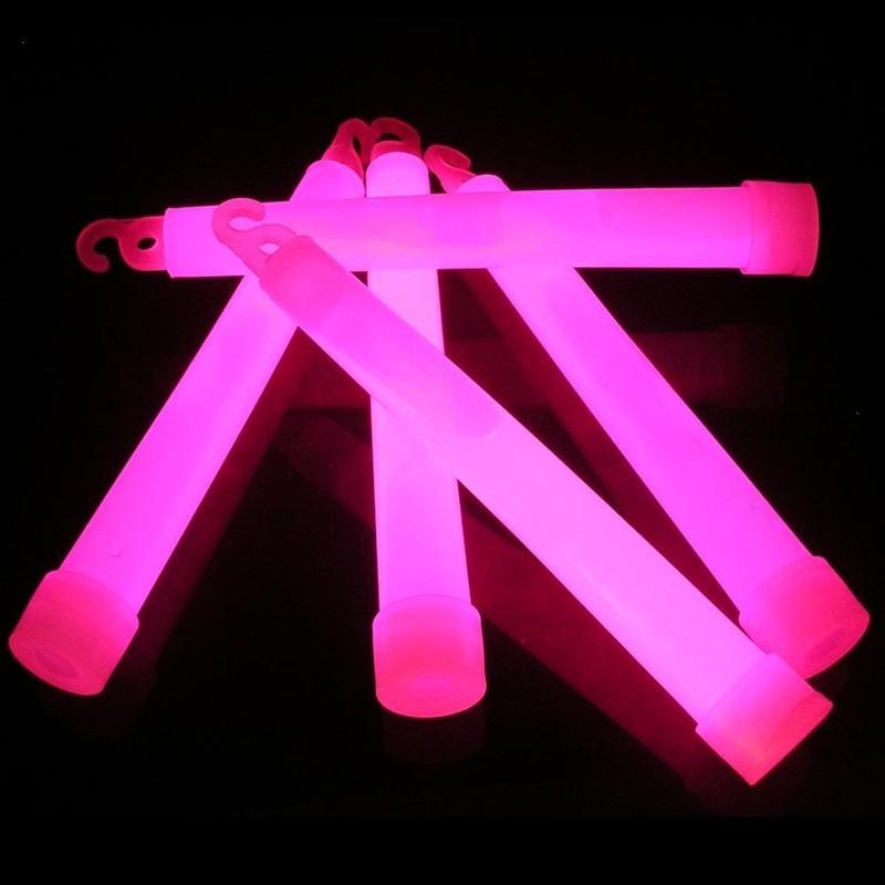 Glow stick cm 15 rosa