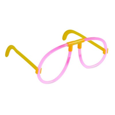 Kit 50 occhiali luminosi assortiti