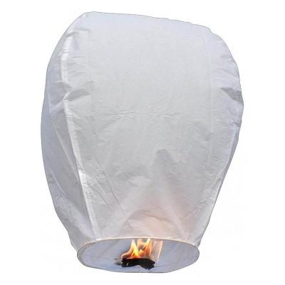 Lanterna Volante bianca - 50 pz