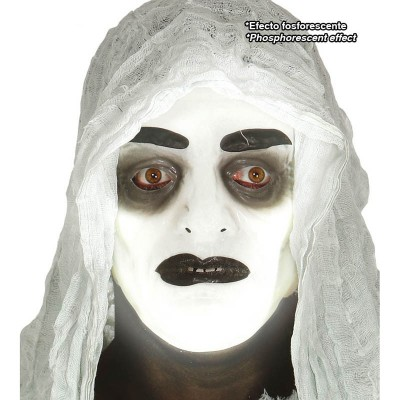 Maschera Horror Fluorescente