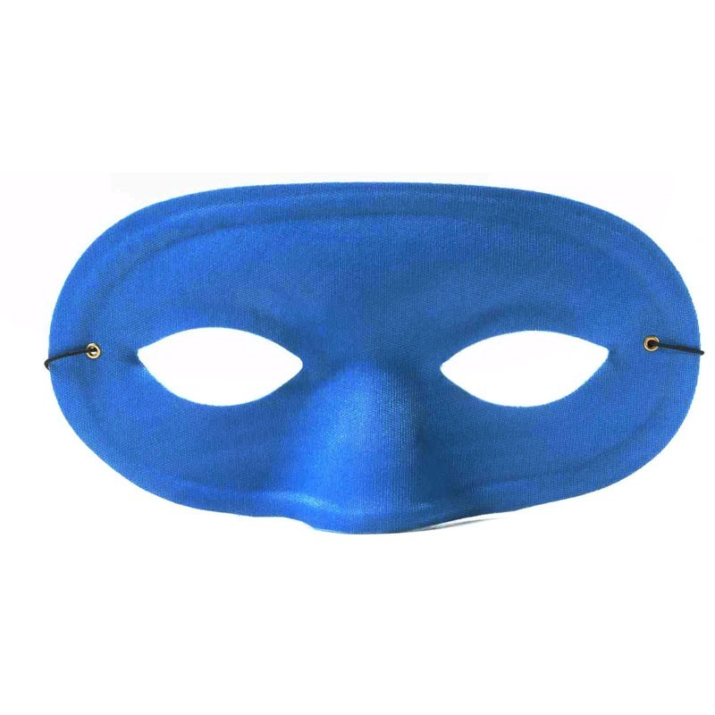 Mascherina classica azzurra