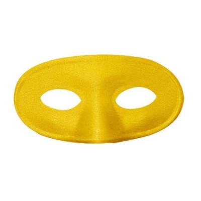 Mascherina classica gialla