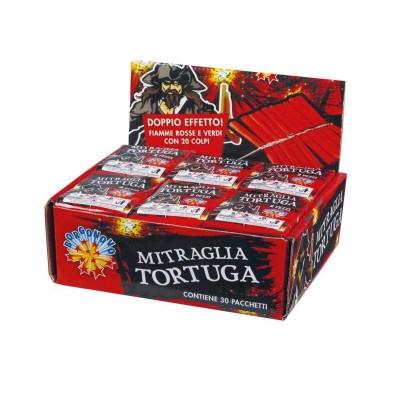 Mitraglia Tortuga - 2 Trecce