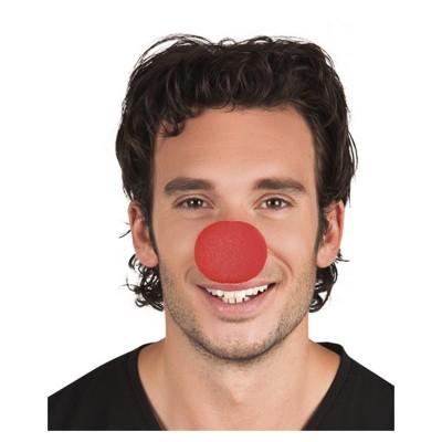 Naso clown in spugna 5 cm - 1 pz