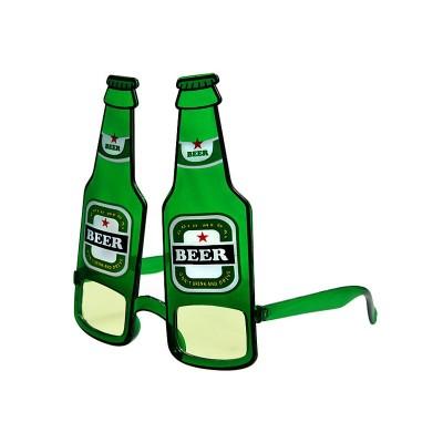 Occhiali Birra Bottiglia