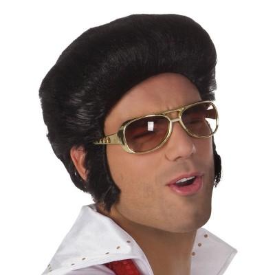 Occhiali Elvis Oro