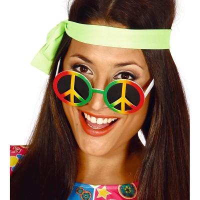 Occhiali party Hippie