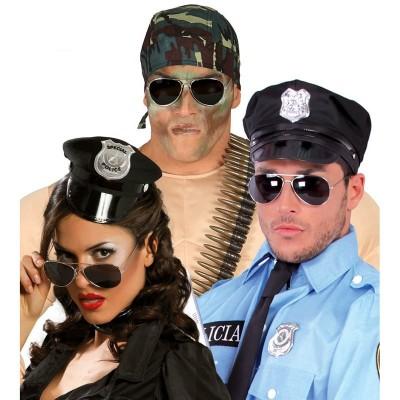 Occhiali Party Polizia