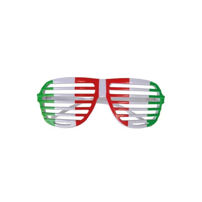Occhiali con lenti a righe Italia