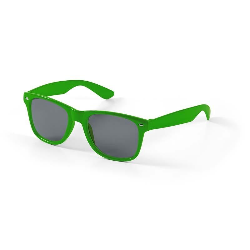 Occhiali da sole verdi