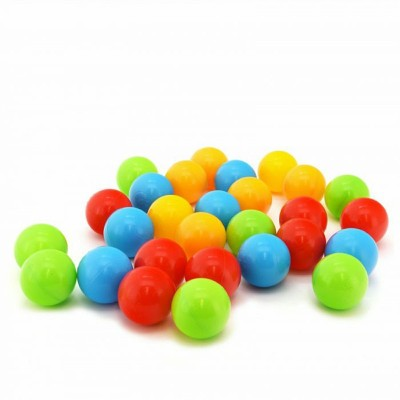 Palline colorate gioco piscina - 28 pz