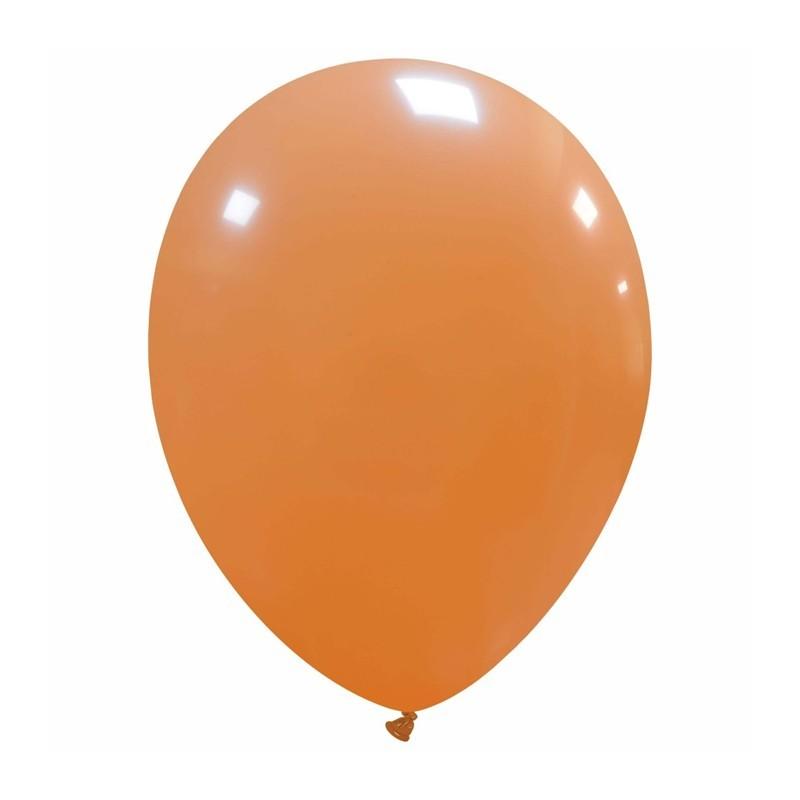 Palloncini cm 30 arancio - 25 pz