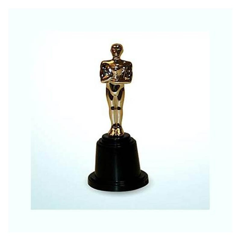 Oscar in Plastica cm 16