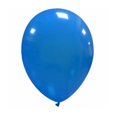 Palloncini cm 30 azzurri - 25 pz