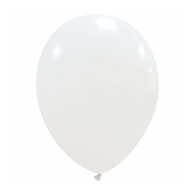 Palloncini cm 30 bianchi - 25 pz