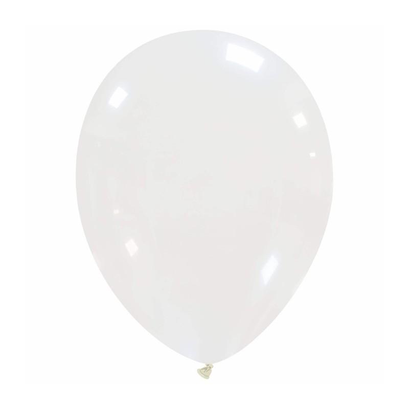 Palloncini cm 30 trasparente - 25 pz
