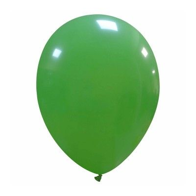 Palloncini cm 30 verdi - 25 pz