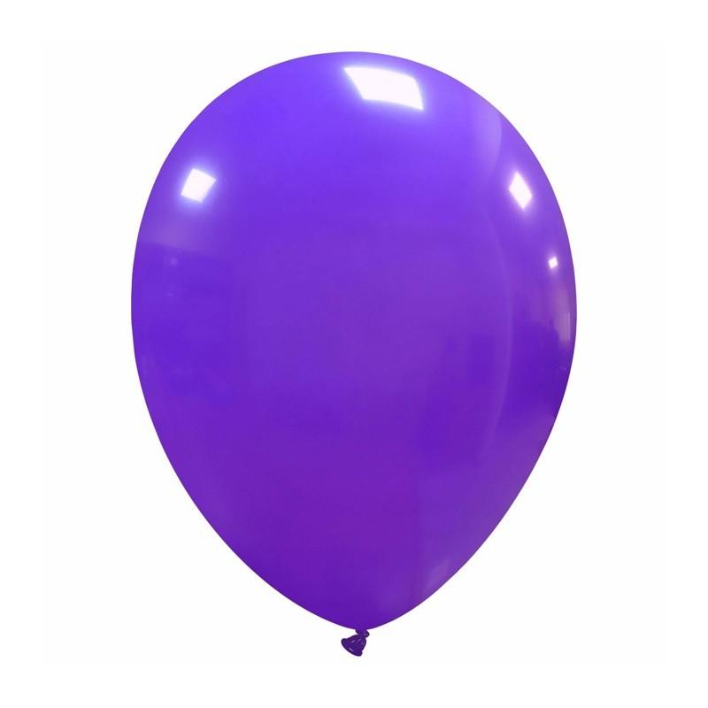 Palloncini cm 30 viola - 25 pz