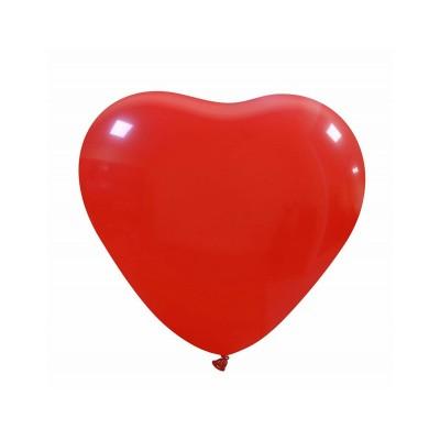 Palloncini Cuore rosso - 20 pz